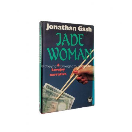 Jade Woman by Jonathan Gash First Edition Collins 1988